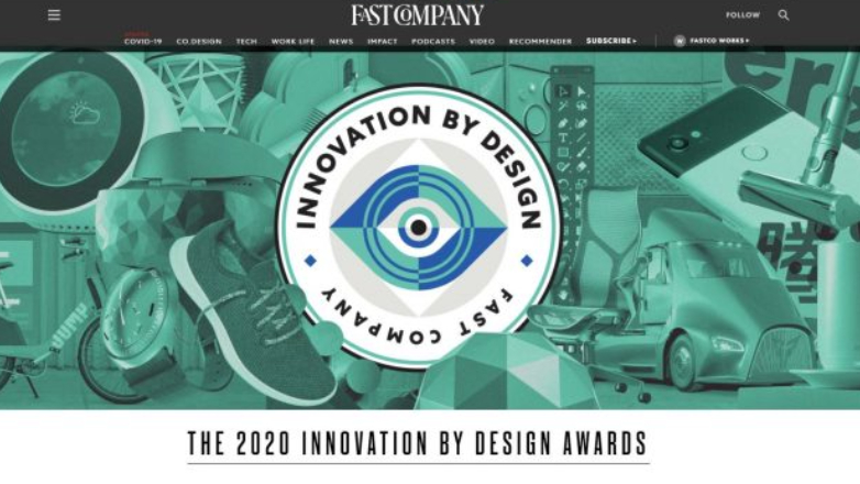 Design Cities, el spin-off del Ministerio de Diseño, obtuvo una Mención de honor en el Fast Company Innovation by Design Awards