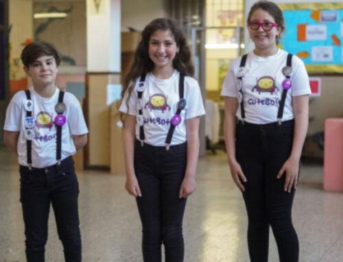 Estudiantes creando futuro en la Olimpíada de Robótica y Programación del Plan Ceibal