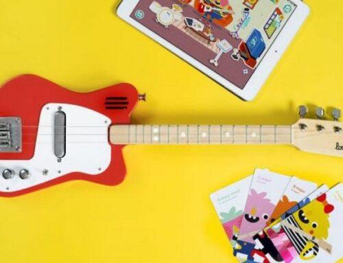 La guitarra uruguaya que recomienda el New York Times para regalar en Navidad