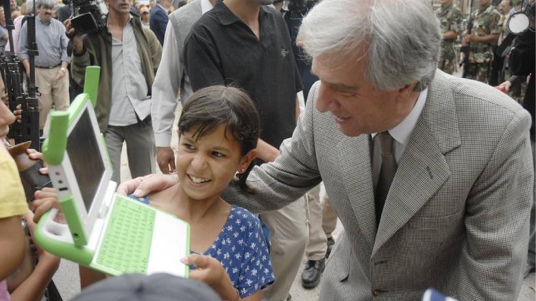 Del barrio a la Presidencia: la historia de Tabaré Vázquez