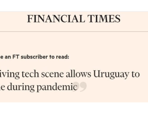 La mirada de Silicon Valley sobre Uruguay y el destaque que le dio el Financial Times