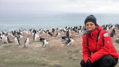 Investigadora uruguaya realizará proyecto en la Antártida sobre estudio de los pingüinos
