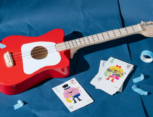 Loog Guitars: A sweet strummer