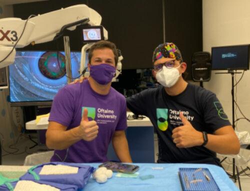 Uruguayo lidera educación oftalmológica por realidad virtual en México; traerá tecnología al país