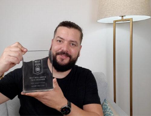 Uruguay consigue por segunda vez el premio al mejor diseñador de relojes de Samsung