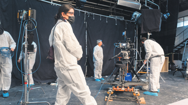 El auge de las producciones audiovisuales en Uruguay durante la pandemia: publicidad, películas y series