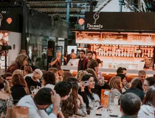 Ruta de mercados gastronómicos en Montevideo