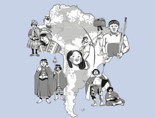 La serie web Linajes y un país con indios