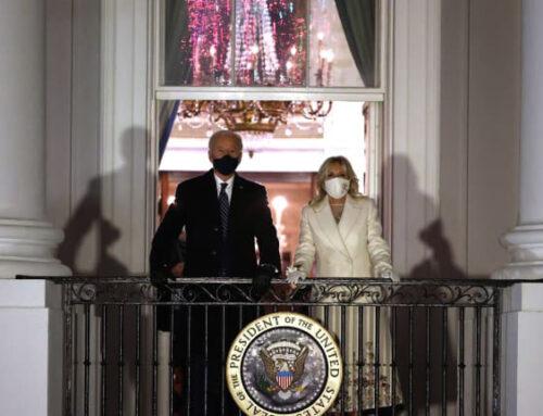 La primera dama de EE.UU eligió un vestido de la diseñadora uruguaya Gabriela Hearst