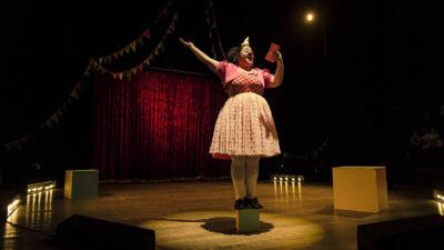 Circo de febrero: desde el jueves 25 al domingos 28, en el Auditorio Nelly Goitiño se desarrollará el ciclo 2 de circo