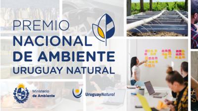 Premio Nacional de Ambiente Uruguay Natural