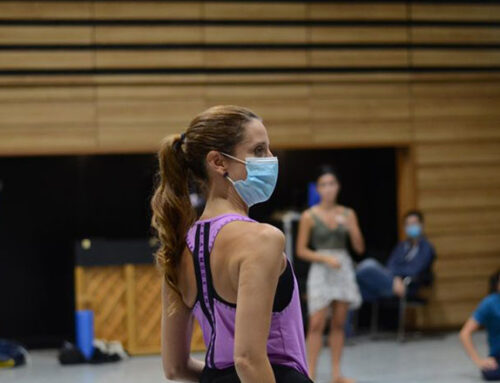 María Riccetto Talks About Her New Role as Artistic Director of Uruguay's Ballet Nacional de Sodre