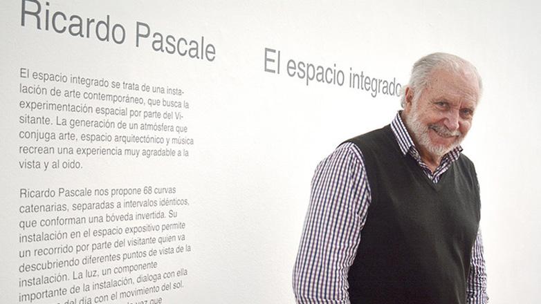 El espacio integrado, de Ricardo Pascale: recorrido por una obra memorable
