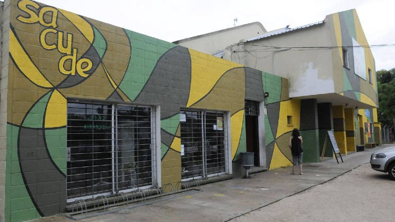 Centro Cultural Sacude. (archivo, diciembre de 2014) Foto: Sandro Pereyra