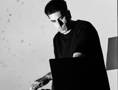 """El artista uruguayo Mathías Chumino expone """"Hermafrodita"""" en las calles de Tokio"""
