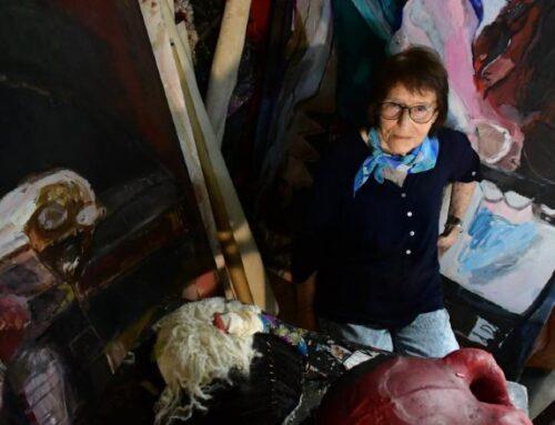 Margaret Whyte: «El arte contemporáneo es efímero, nace, florece y caduca»
