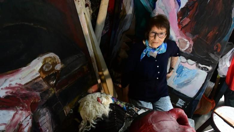 """Margaret Whyte: """"El arte contemporáneo es efímero, nace, florece y caduca"""""""