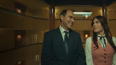 La filmación de la serie El presidente continúa en distintos puntos de Maldonado