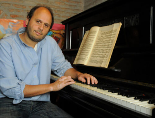 Gustavo Casenave, el uruguayo que no se marea con los Grammy
