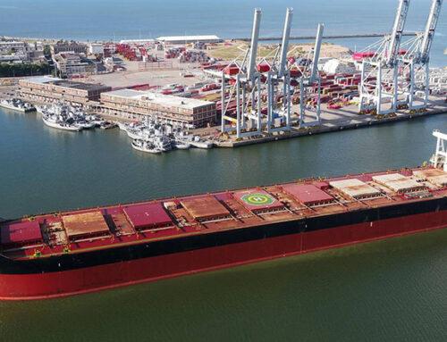 Exportaciones aumentaron 25,5% en marzo y 19,3% en el primer trimestre de 2021