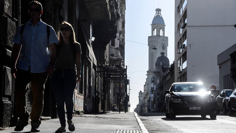 Montevideo se convierte en el escenario de series y películas internacionales