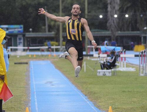 Compitieron varios atletas uruguayos que buscan clasificación a Tokio 2021