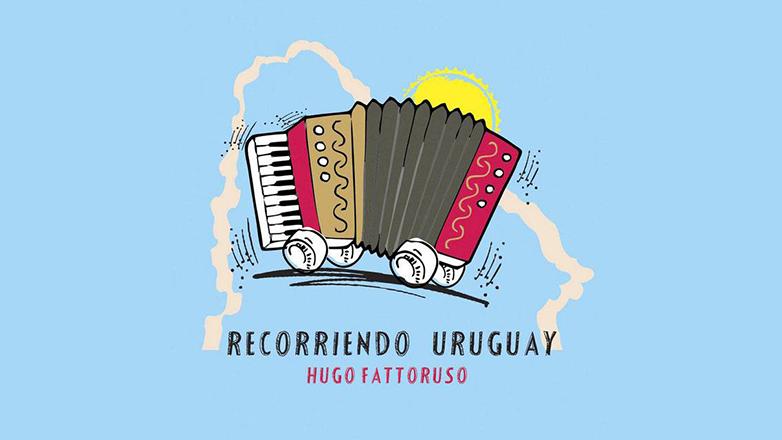 El hombre del acordeón: sobre Recorriendo Uruguay, de Hugo Fattoruso