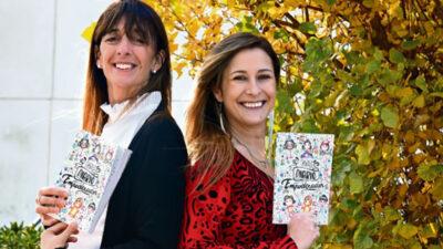 Marjorie Spitalnik y Agustina Boni, creadoras de Mi Diario Empoderador