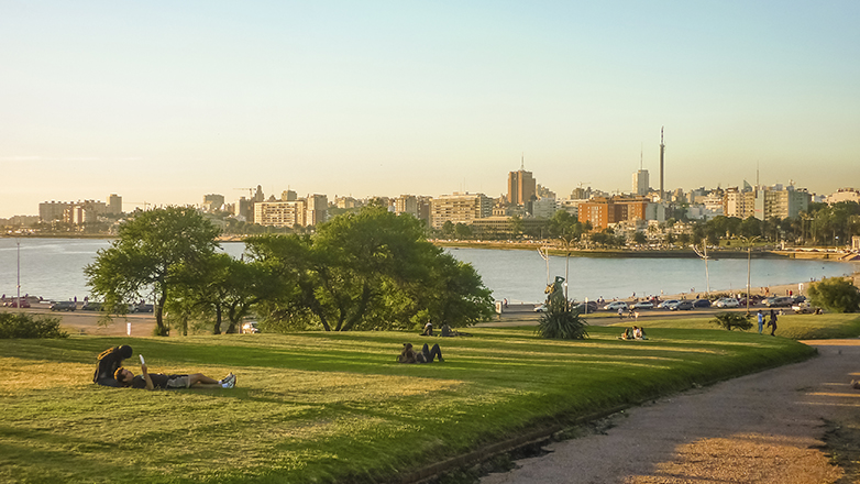 Montevideo Parque Rodo Park