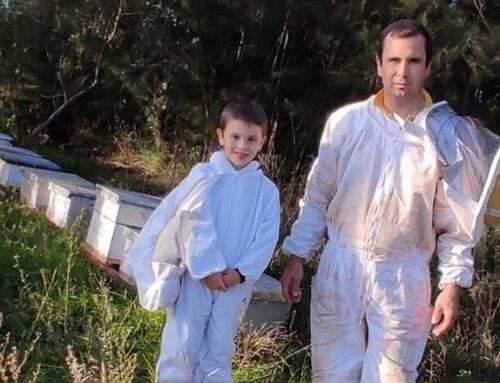 Productor salteño de miel artesanal premiado en cata mundial